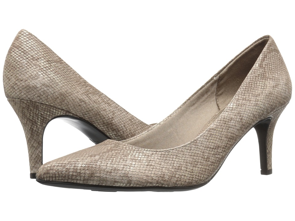 LifeStride - Sevyn (Taupe) Women's Shoes