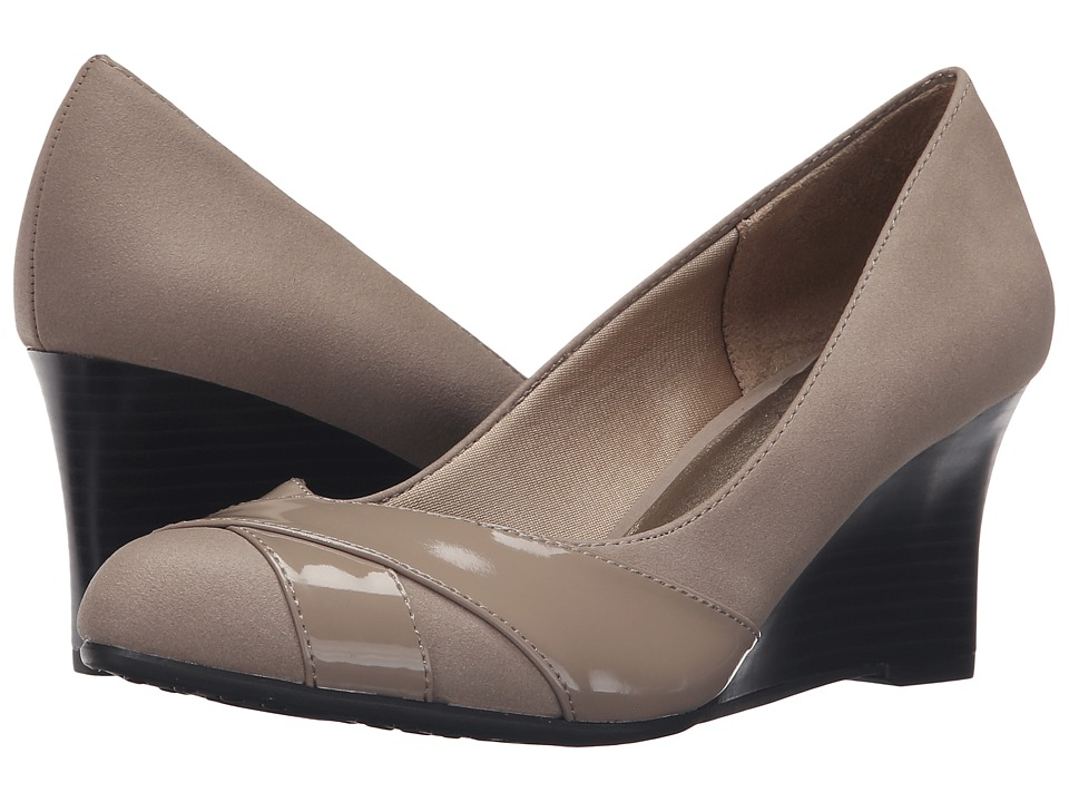 LifeStride - Rizzo (Stone) Women's Shoes