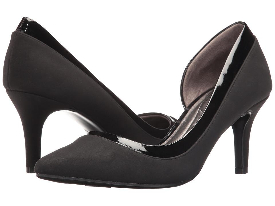 LifeStride - Swann (Black) Women's Shoes