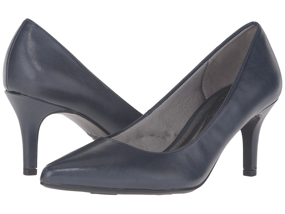 LifeStride - Sevyn (Navy) Women's Shoes