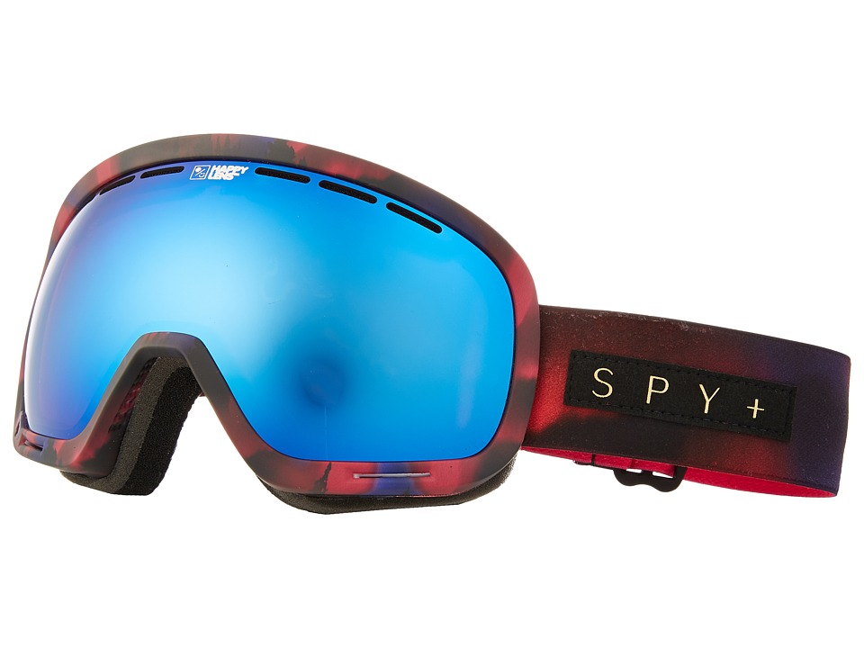 Spy Optic - Marshall (Aurora Pink/Happy Dark Blue Spectra/Happy Lucid Blue) Snow Goggles