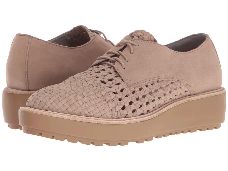 Eileen Fisher - Oath (Earth Nubuck) Women's Lace up casual Shoes