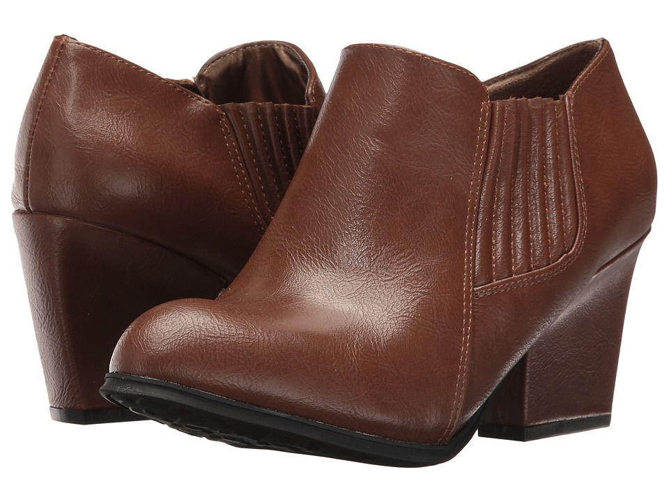 LifeStride - Whimzy (Cognac) Women's Shoes
