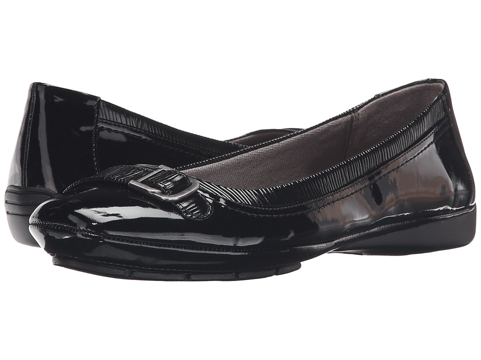 LifeStride - Venti (Black) Women's Shoes