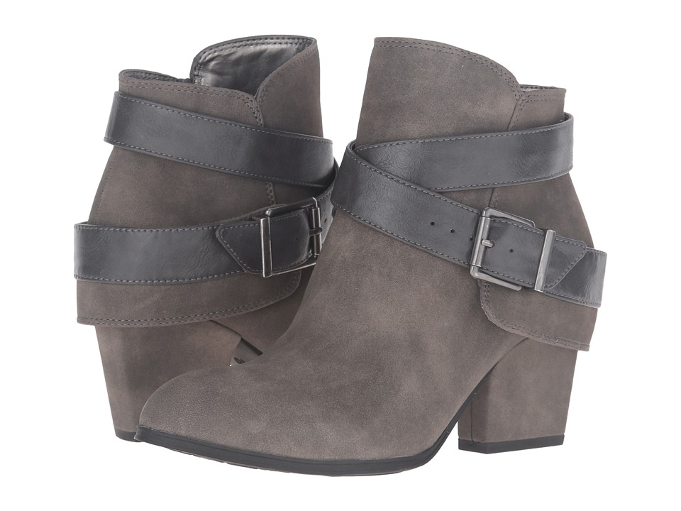 LifeStride - Wendy (Grey) Women's Shoes