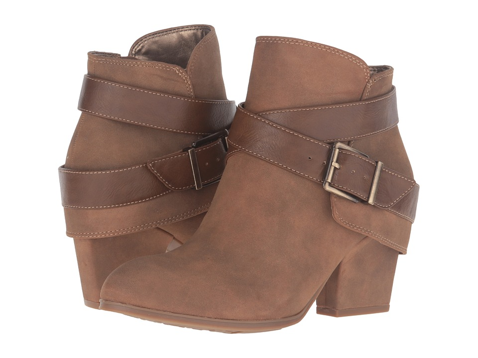 LifeStride - Wendy (Tan) Women's Shoes