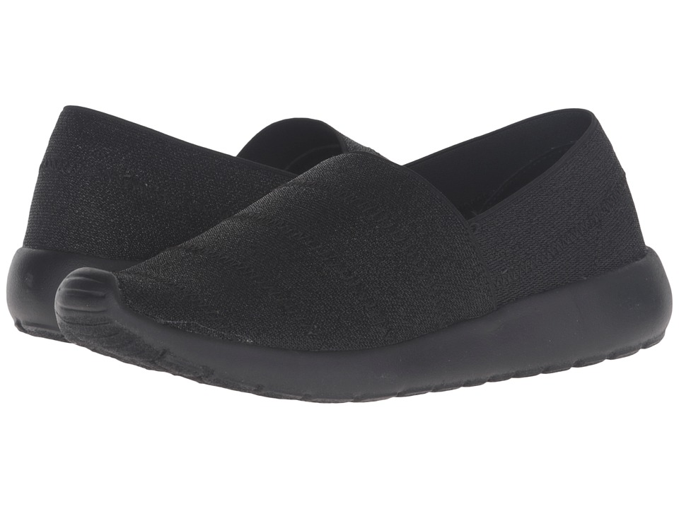 Yellow Box - Vow (Black) Women's Slip on Shoes