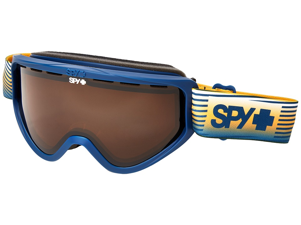 Spy Optic - Woot (Stacked Blue/Bronze) Goggles