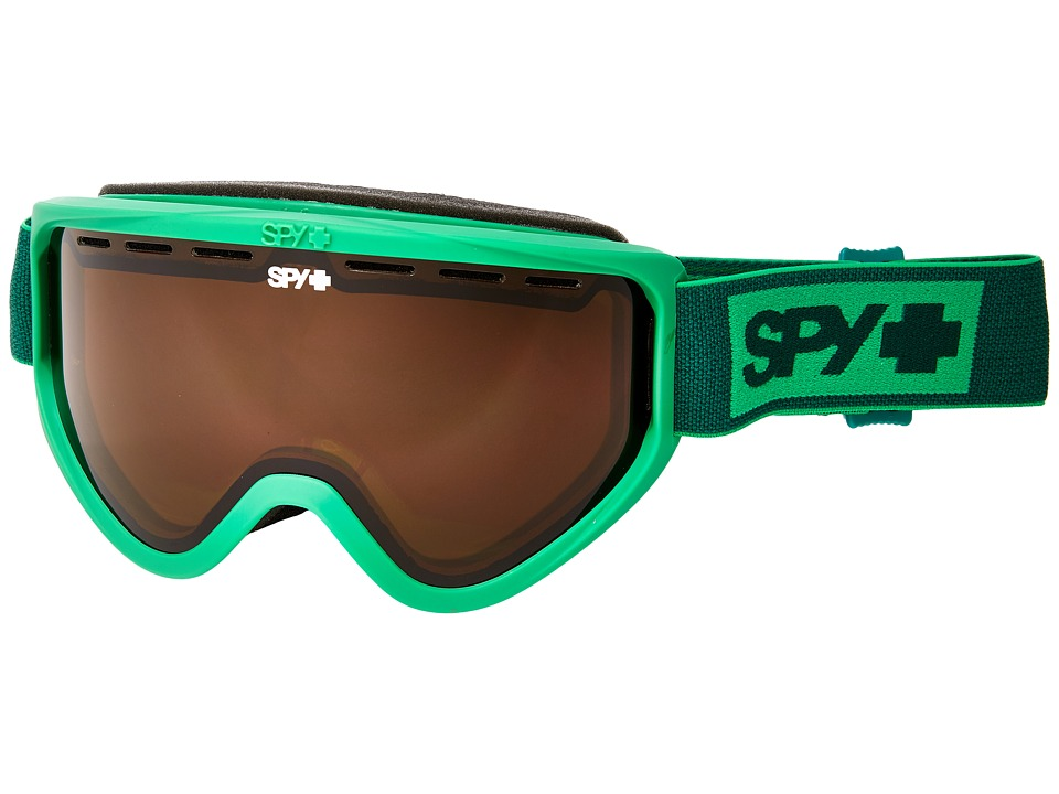 Spy Optic - Woot (Elemental Green/Bronze) Goggles