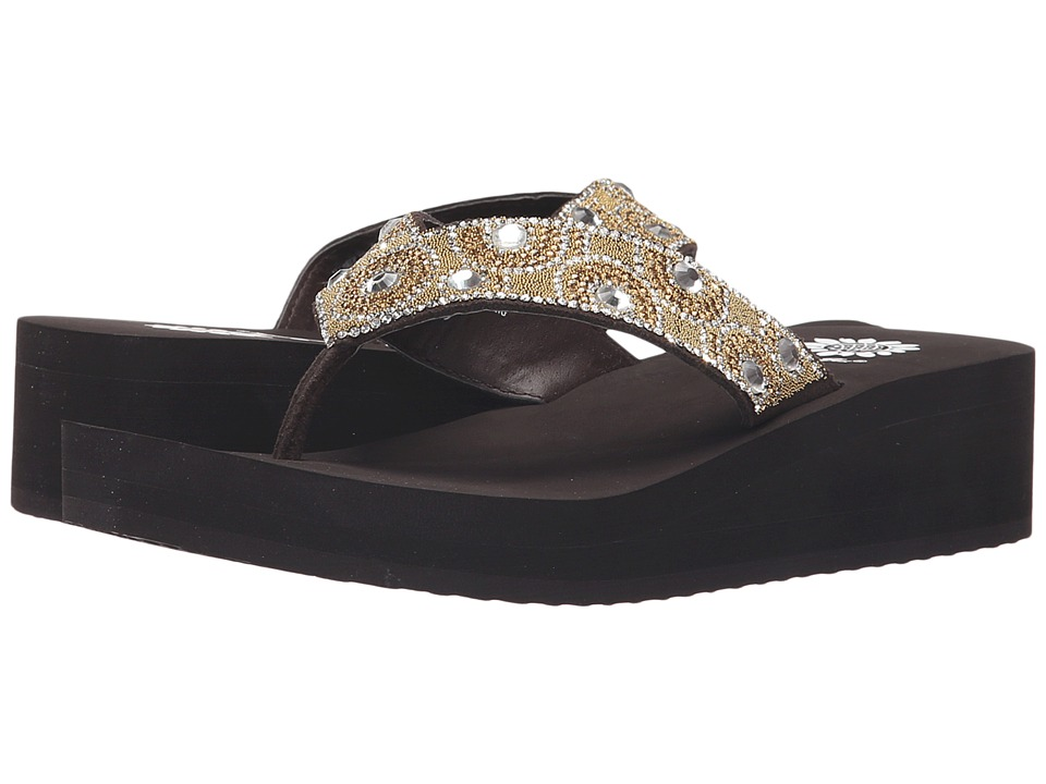 Yellow Box - Power (Bronze) Women's Sandals