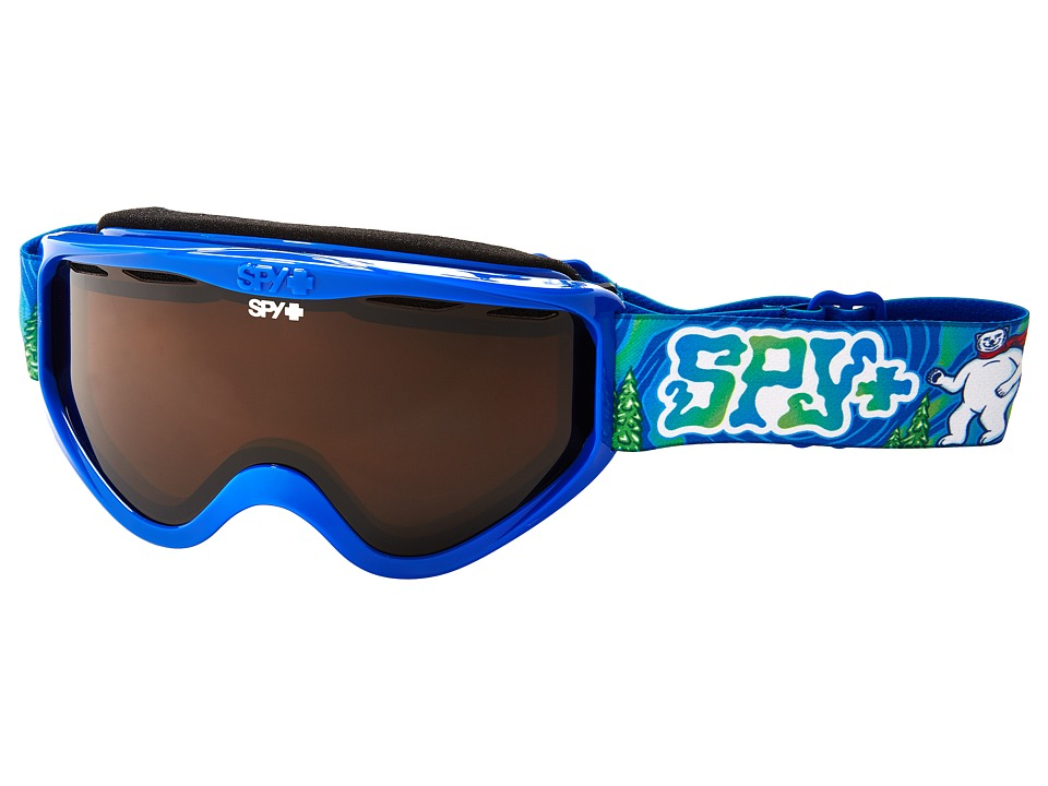 Spy Optic - Cadet (Polar Party/Bronze) Goggles