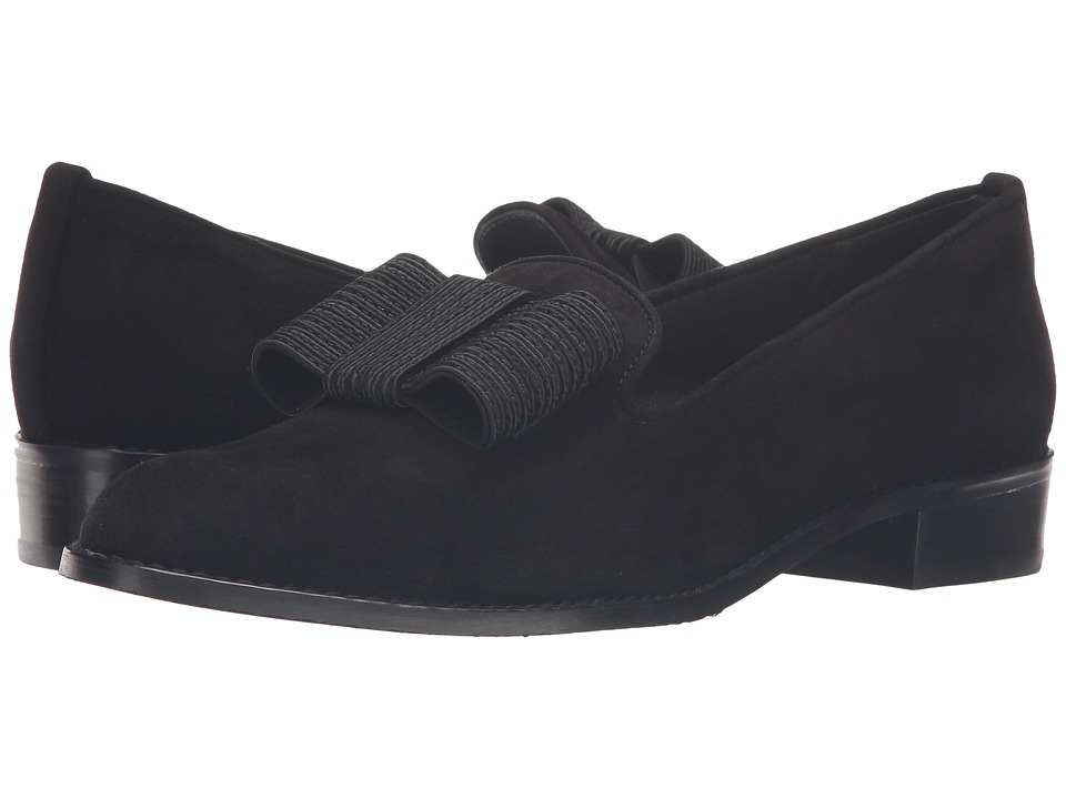 Stuart Weitzman - Atabow (Black Suede) Women's Shoes