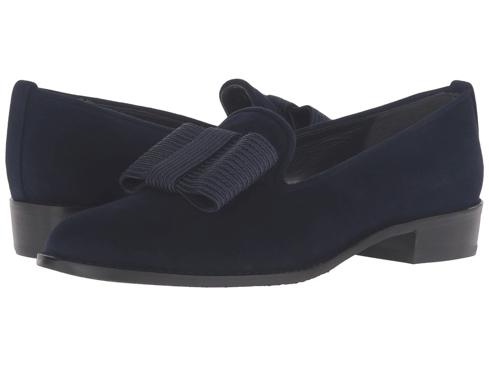 Stuart Weitzman - Atabow (Niceblue Suede) Women's Shoes