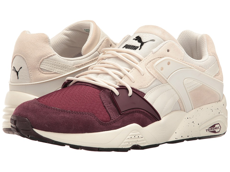 PUMA - Blaze Winter Tech (Wine Tasting/Vaporous Gray) Men's Shoes