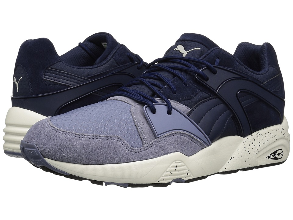 PUMA - Blaze Winter Tech (Tempest/Peacoat) Men's Shoes