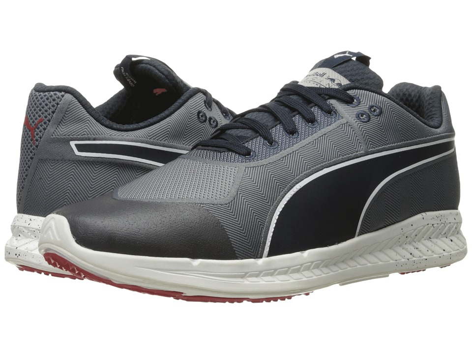 PUMA - RBR Mechs Ignite (Smoked Pearl/Total Eclipse) Men's Shoes