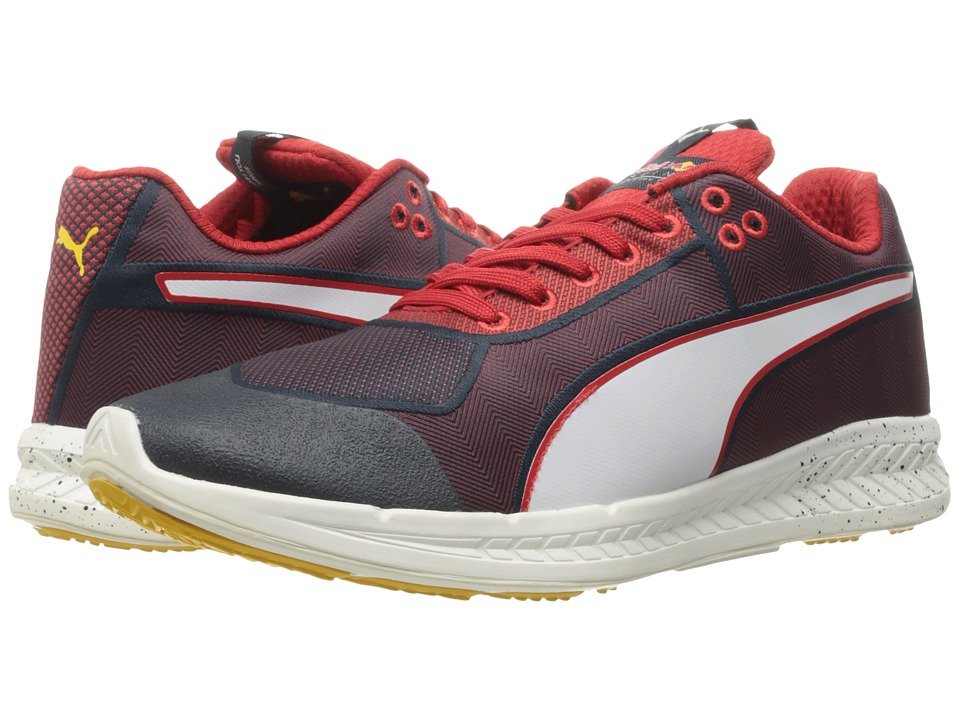 PUMA - RBR Mechs Ignite (Total Eclipse/Puma White/Chinese Red) Men's Shoes