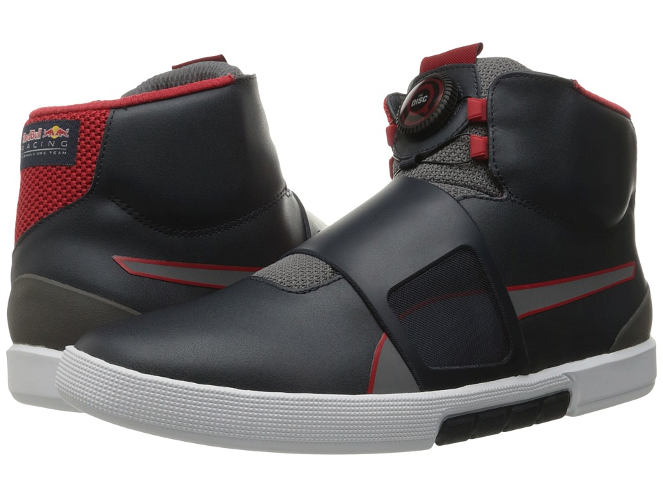 PUMA - RBR Disc Mid (Total Eclipse/Smoked Pearl) Men's Shoes