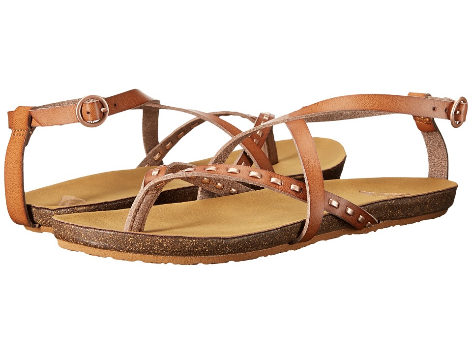 Roxy - Amalia (Brown) Women's Sandals