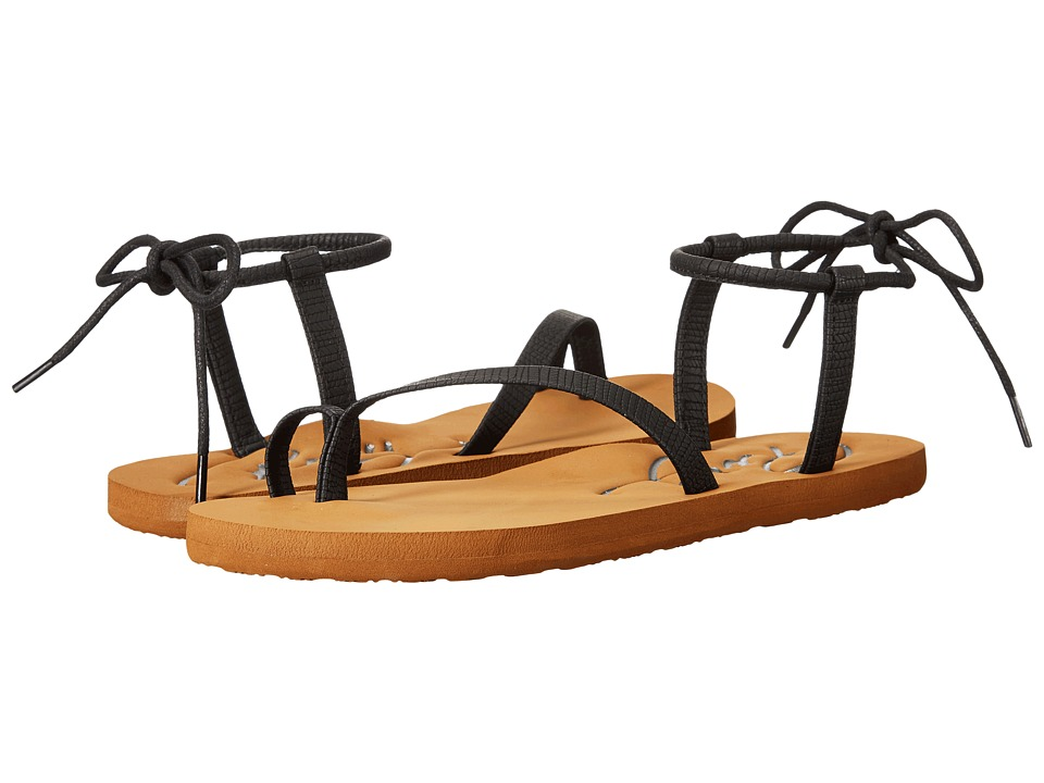 Roxy - San Pablo (Black) Women's Sandals