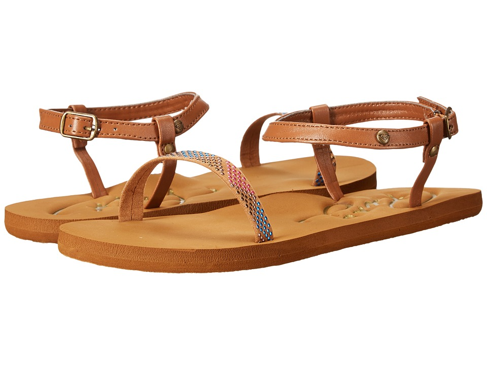 Roxy - Nico (Tan) Women's Sandals