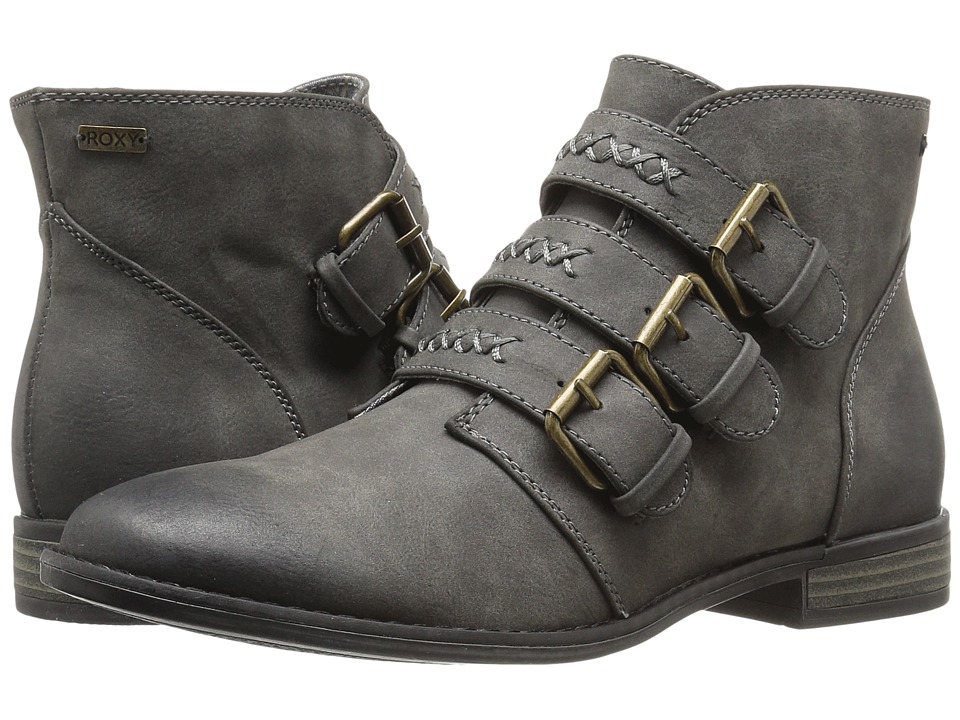 Roxy - Clayton (Black) Women's Boots