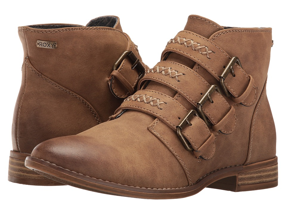 Roxy - Clayton (Tan) Women's Boots