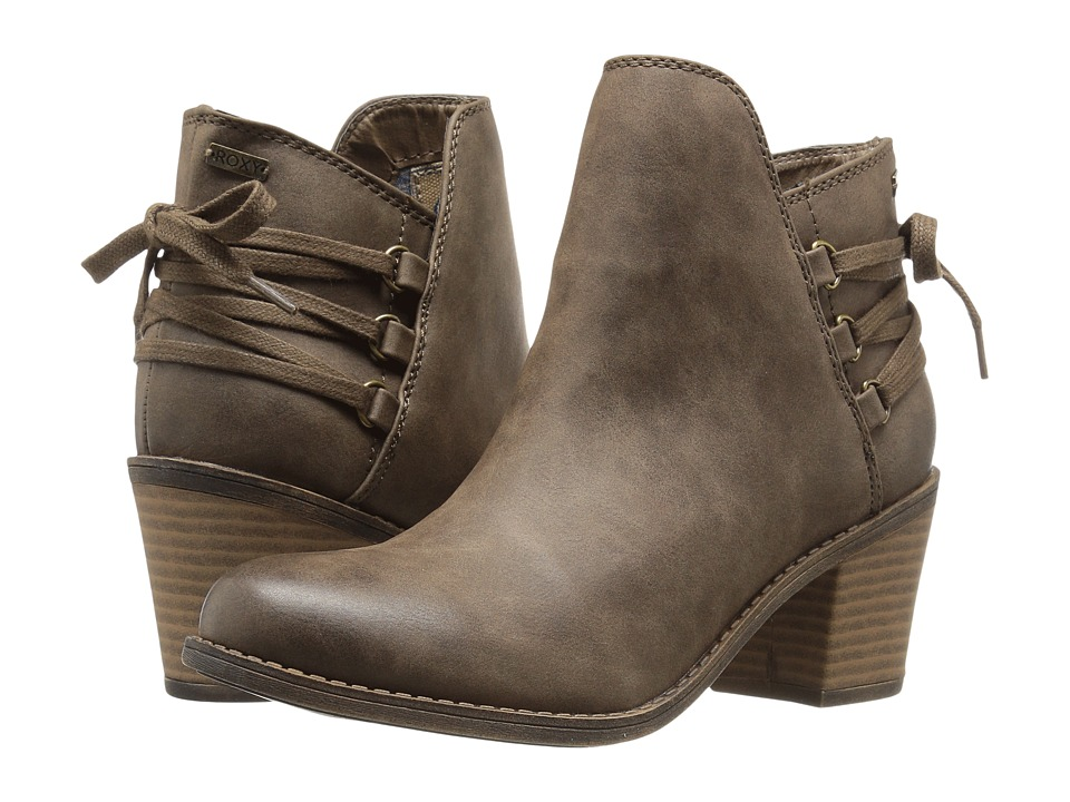 Roxy - Dulce (Brown) Women's Wedge Shoes