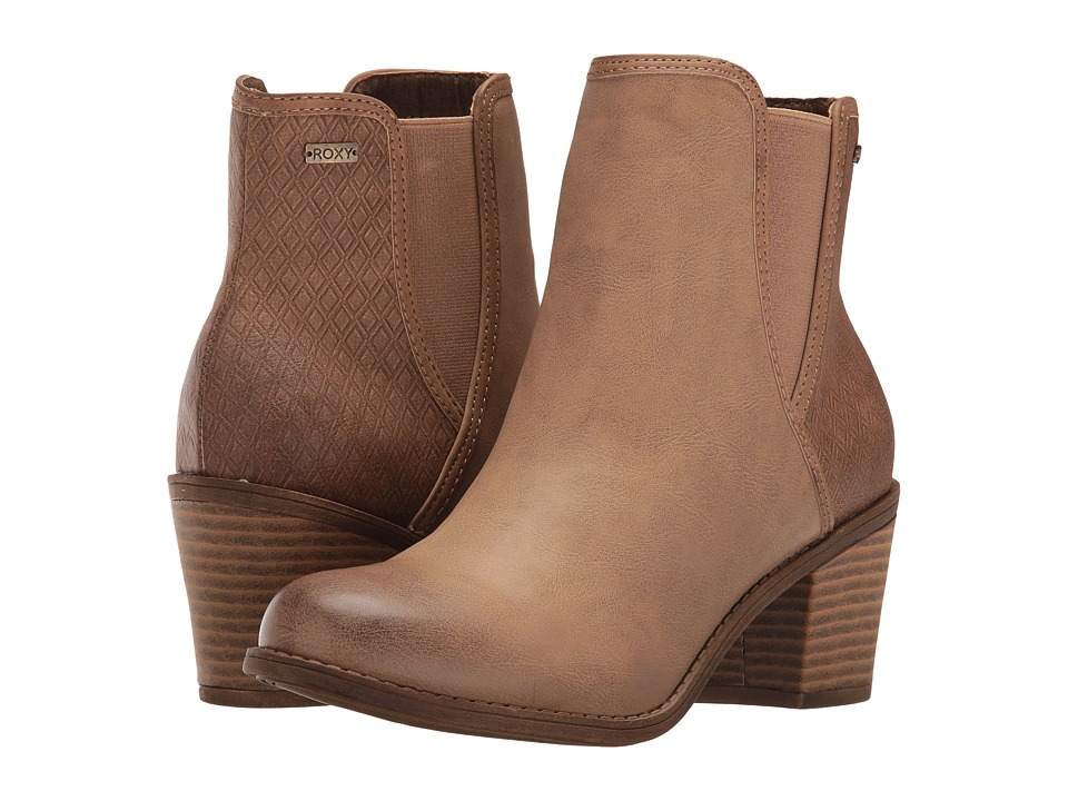 Roxy - Grady (Tan/Brown) Women's Boots