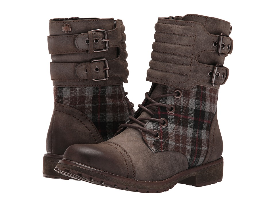 Roxy - Emery (Chocolate) Women's Boots
