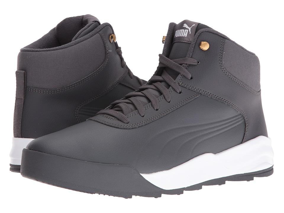 PUMA - Desierto Sneaker L (Asphalt/Asphalt) Men's Shoes