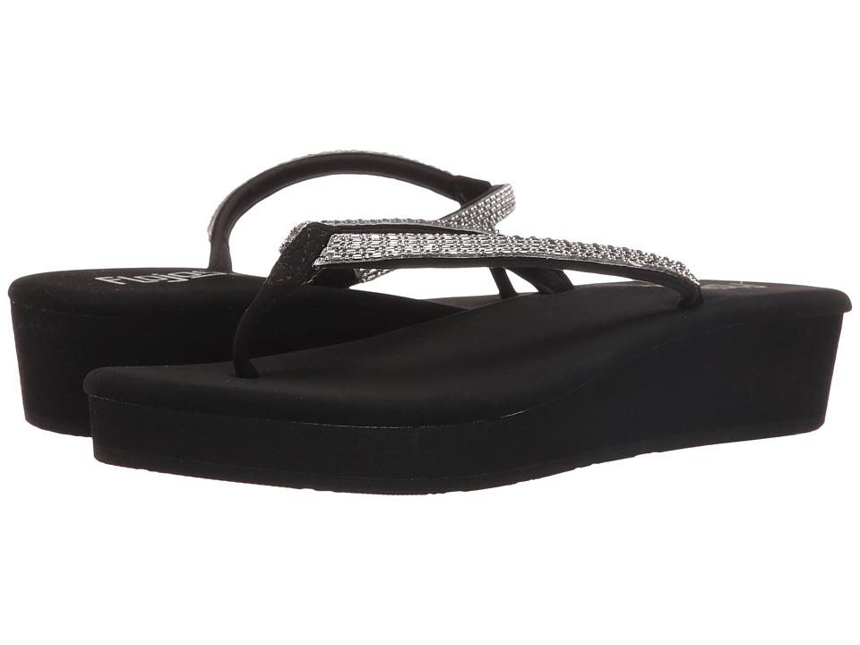 Flojos - Vivian (Black) Women's Sandals
