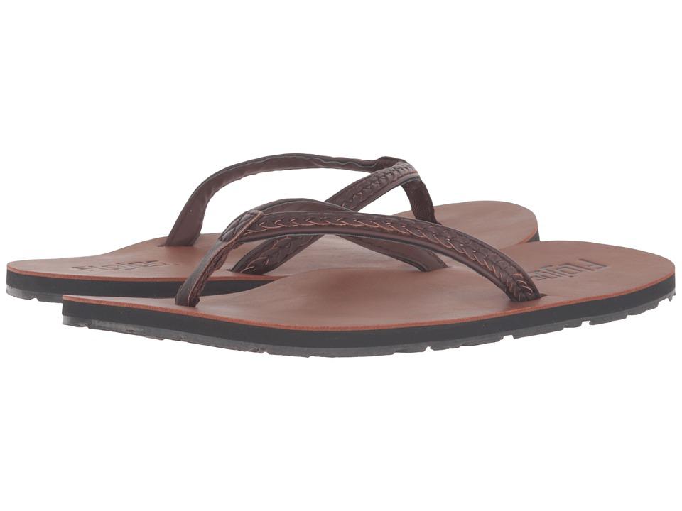 Flojos - Kailey (Brown) Women's Sandals