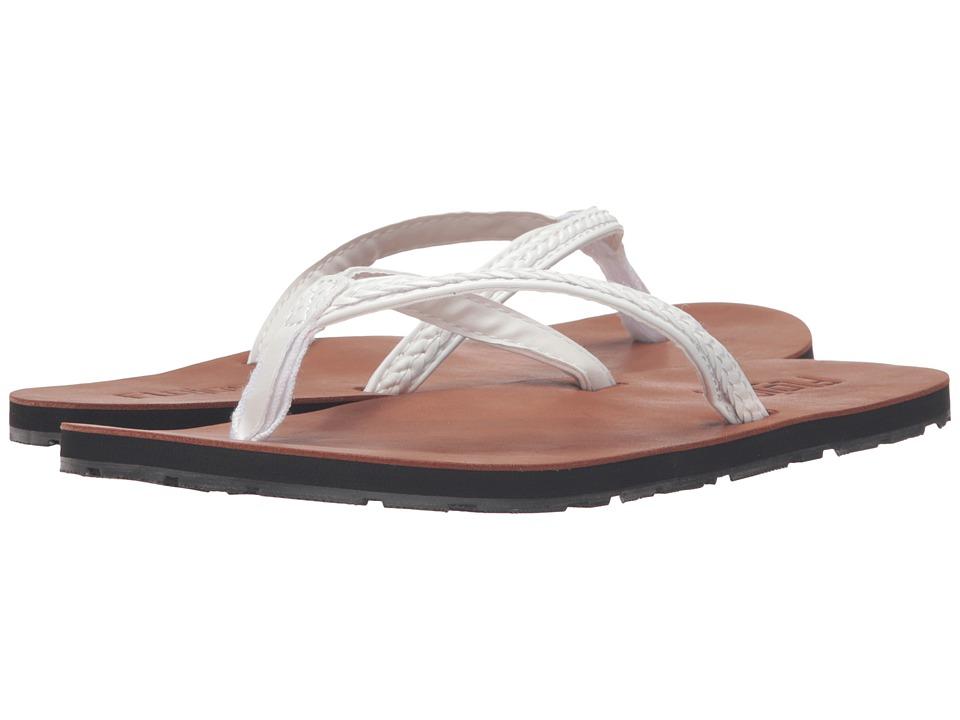 Flojos - Kailey (White) Women's Sandals
