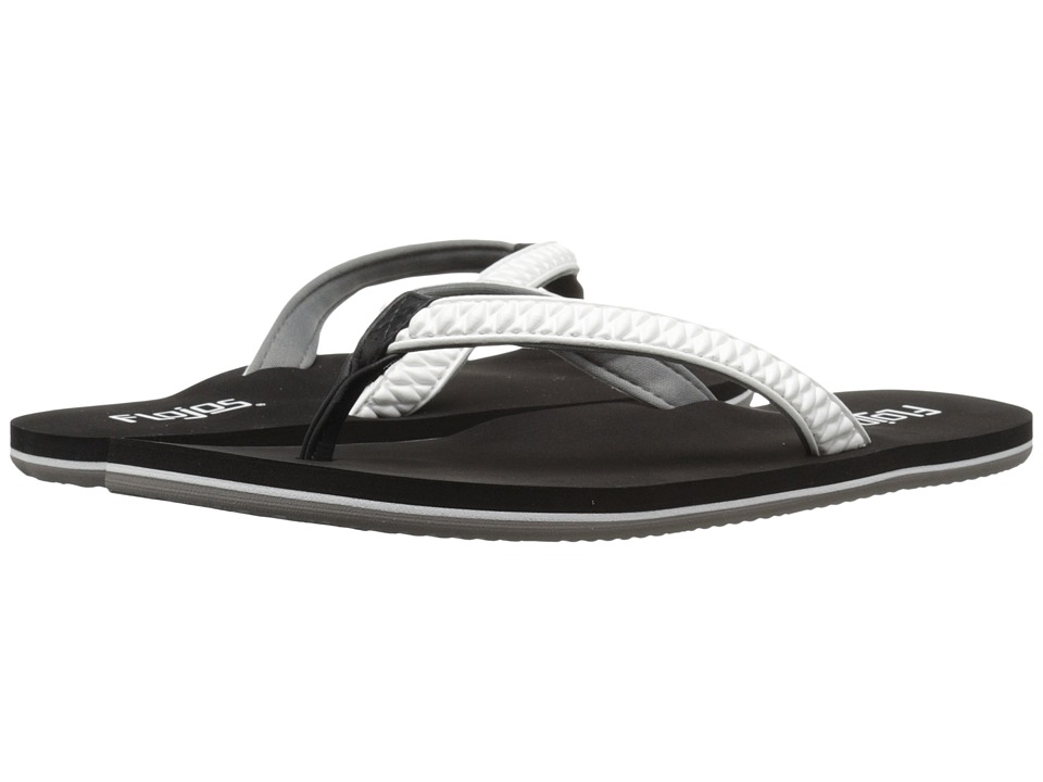 Flojos - Sugar (White) Women's Sandals