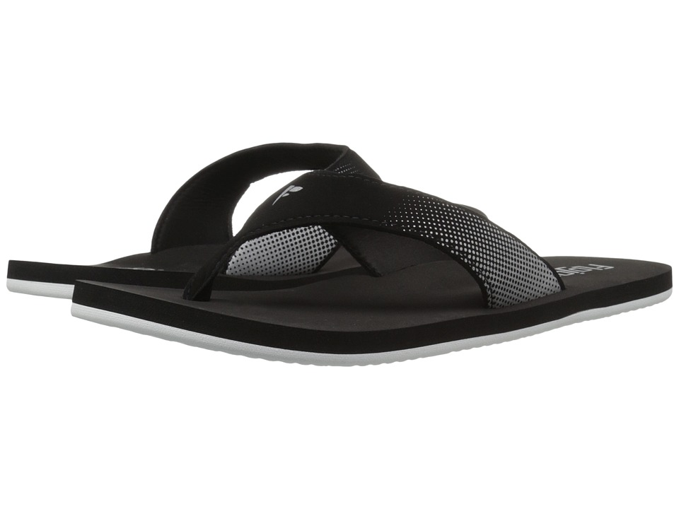 Flojos - Flash (Black) Women's Sandals