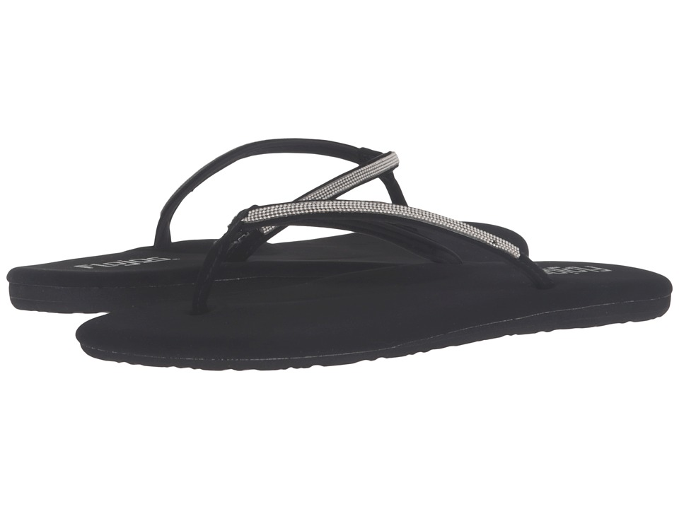 Flojos - Audrey (Black) Women's Sandals