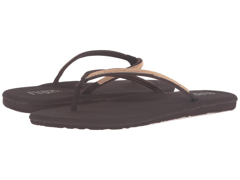 Flojos - Audrey (Brown) Women's Sandals