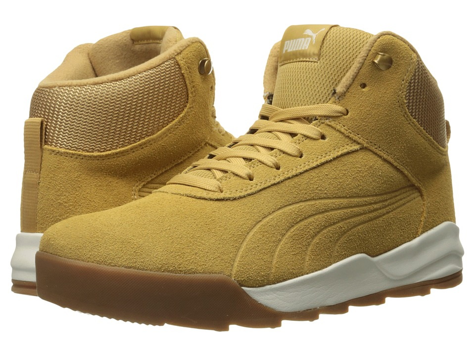 PUMA - Desierto Sneaker (Taffy/Taffy) Men's Shoes