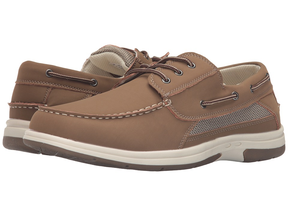 Deer Stags - Oar Vega (Tan) Men's Shoes