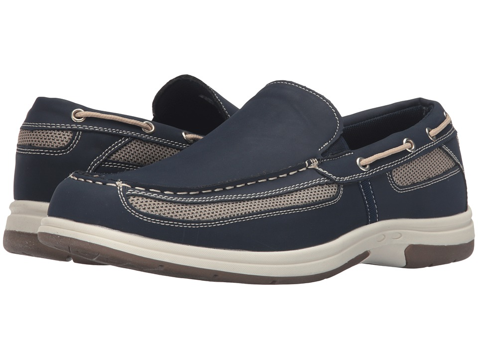 Deer Stags - Sailor Vega (Navy) Men's Shoes