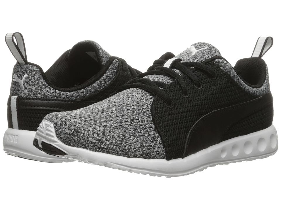 PUMA - Carson Heath (Puma Black/Quarry) Women's Shoes