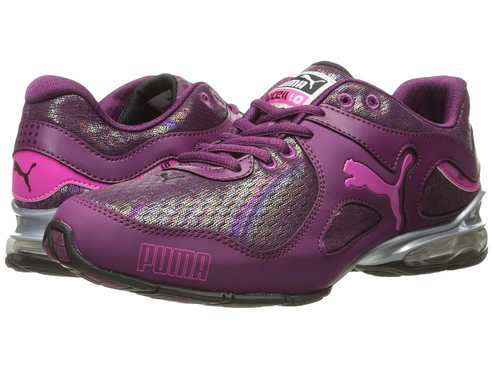 PUMA - Cell Riaze Prism (Magenta Purple/Pink Glo) Women's Shoes