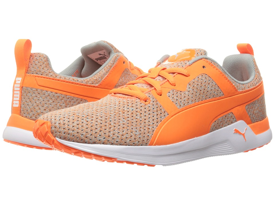 PUMA - Pulse XT V2 Q4 (Quarry/Shocking Orange) Women's Shoes