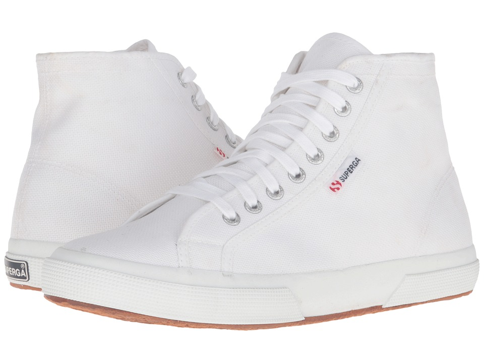 Superga - 2795 Cotu (White) Men's Lace up casual Shoes