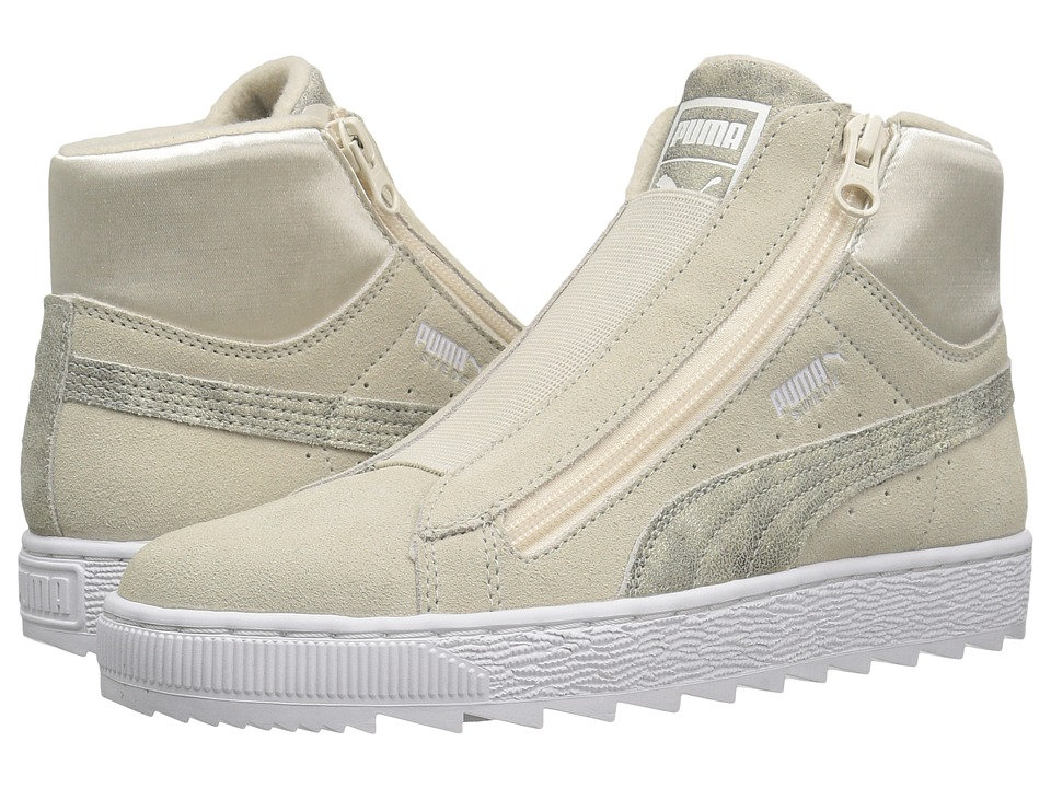 PUMA - Suede Mid WTR Element (Birch) Women's Shoes