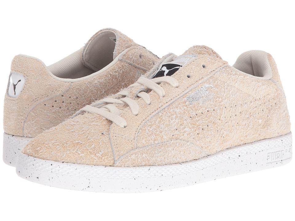 PUMA - Match Lo Elemental (Birch/Puma White) Women's Shoes