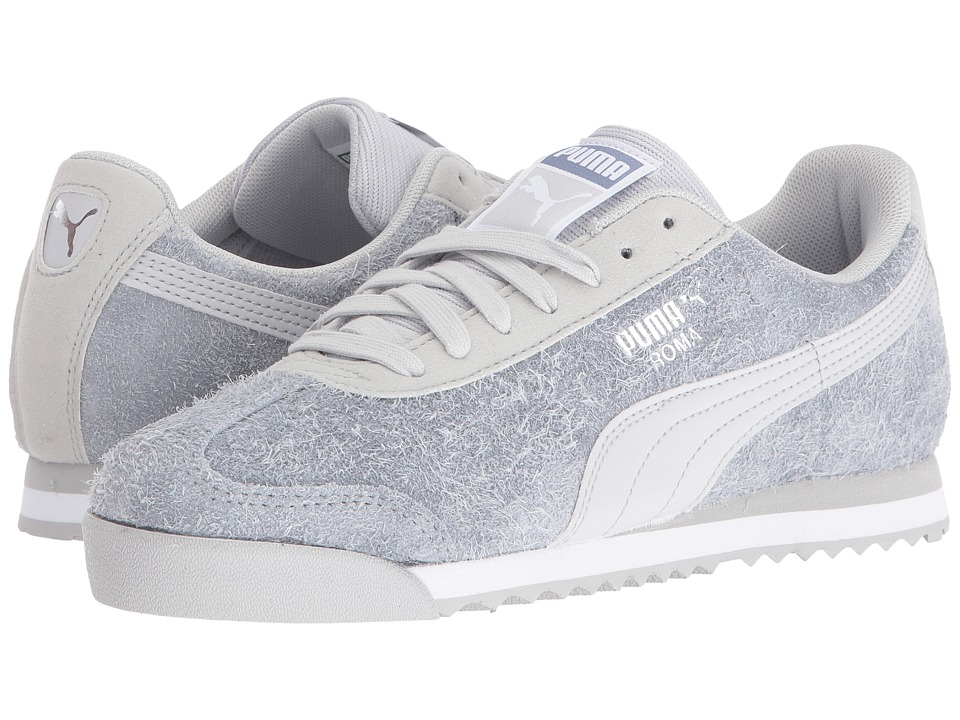 PUMA - Roma Elemental (Glacier Gray) Women's Shoes