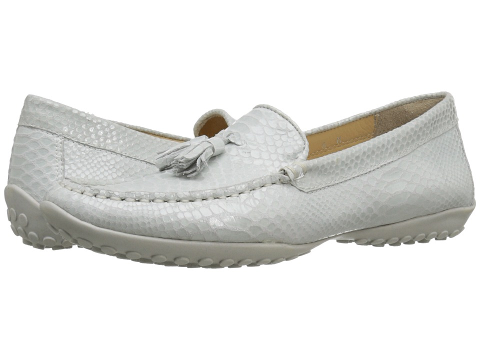 Vaneli - Aleka (White Belly Print) Women's Shoes