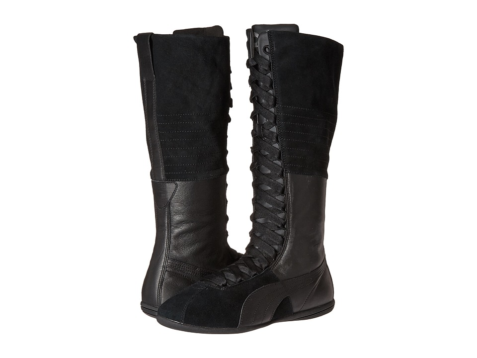 PUMA - Eskiva Very Hi (Puma Black) Women's Boots